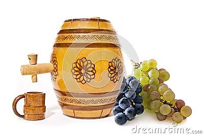 Mali lufowi winogrona