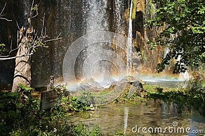 Mali Prstavac waterfall