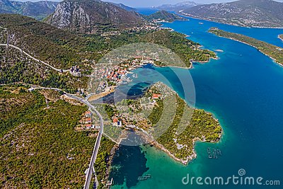 Mali Ston, Dubrovnik archipelago