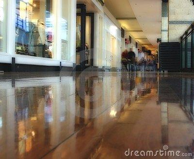Mall Journey Stylized with Orton