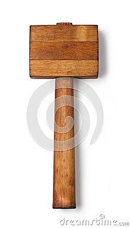 Mallet Wood Stock Photo Image 46277586