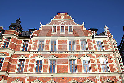 Malmo school building