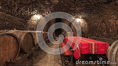 Malnik Wine Cellar