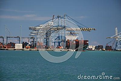 The Malta Freeport