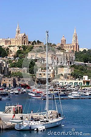 Free Malta-Gozo Royalty Free Stock Photos - 1109298