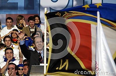 Malta Prime Minister Editorial Stock Photo