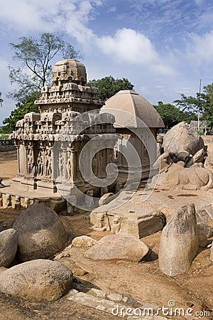 Mamallapuram - Tamil Nadu - India