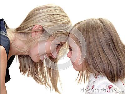 Mamma und Tochter