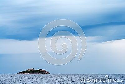Mamula Islet