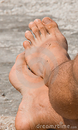Man´s Feet