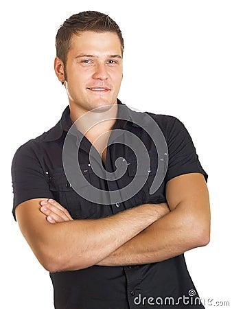 Free Man Stock Photography - 13462062