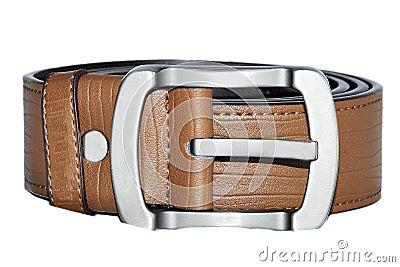 Man belt