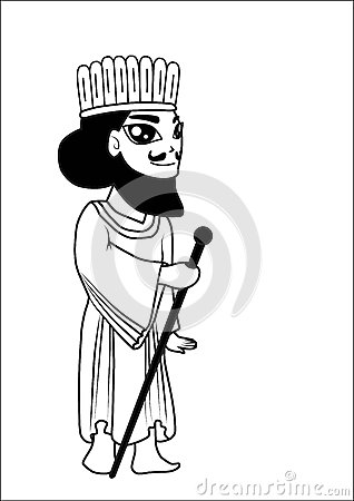 Man cartoon