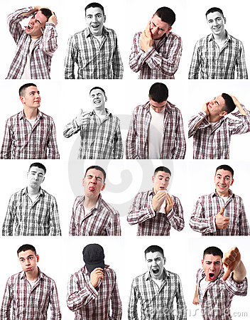 Man Expressions