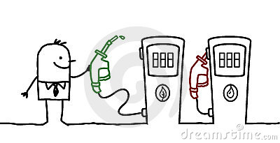 Man & fuel choice