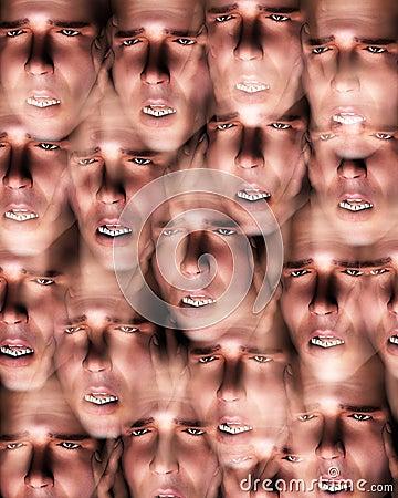 Man Head Pain
