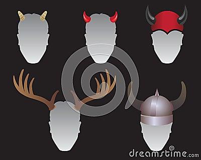 Man-horn