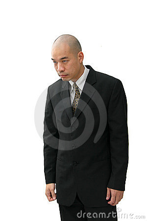 Free Man In Suit Royalty Free Stock Images - 500009