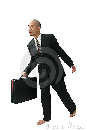 Free Man In Suit Stock Photography - 500012