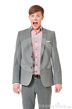 Free Man In Suit Royalty Free Stock Photos - 60023708