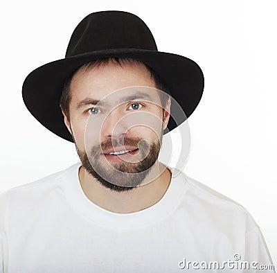 Man in the Jewish hat kneych.