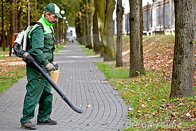 Leaf Blower Stock Photos Images Pictures 213 Images