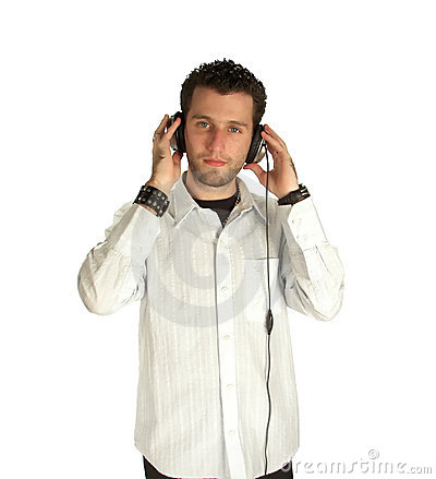 Free Man Listening Stock Photos - 1171013