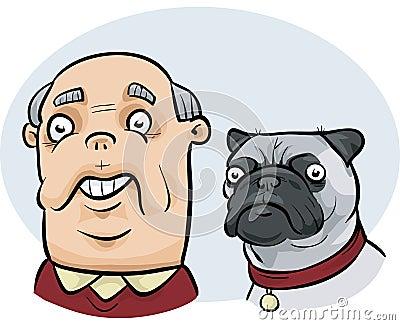 Man Looks Like Dog
