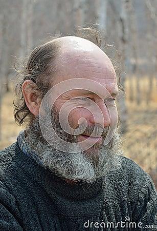 Man med skägg 11