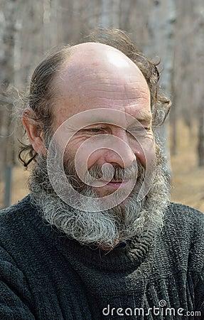 Man med skägg 15