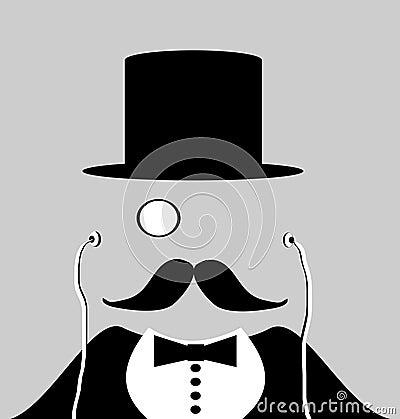 Fu Manchu Mustache Clip Art Man-monocle-mustache-27830785.jpg