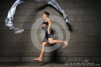 Man in Motion 14