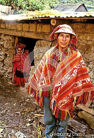 Man- Peru
