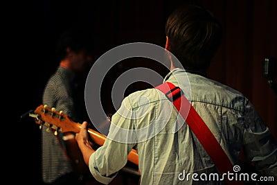 Man Playing Guitar Free Public Domain Cc0 Image