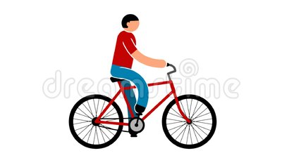 cf4dd9786ae Man is riding a bicycle stock video. Video of person - 137099789