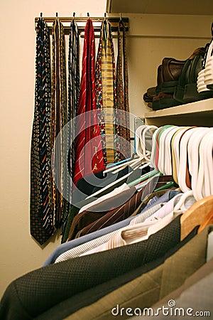 Man s Closet