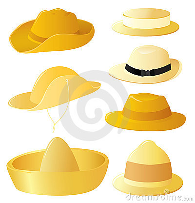 Man s hat set