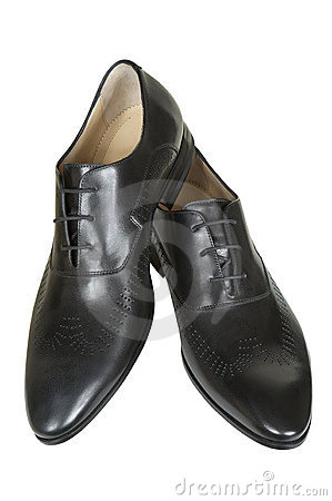 Free Man S Low Shoes Stock Photography - 3202532