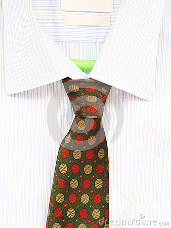 Man s Shirt and Necktie