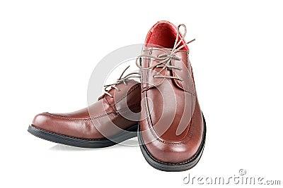 Man s shoe.
