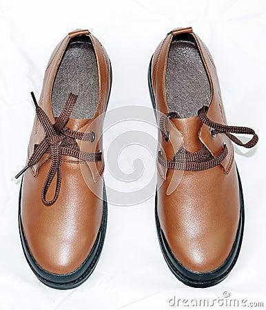 Free Man S Shoes Stock Photos - 20230053