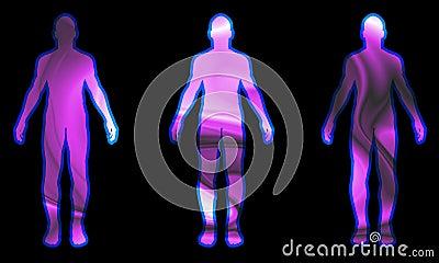 Man Shape  12