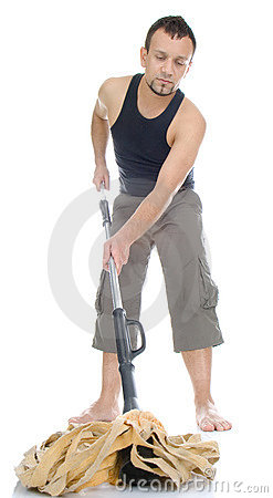 Free Man Standing With Hand On Hip Stock Photos - 5222673