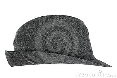 Man style hat