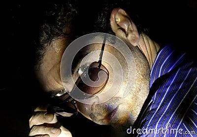 Man in Sunglasses