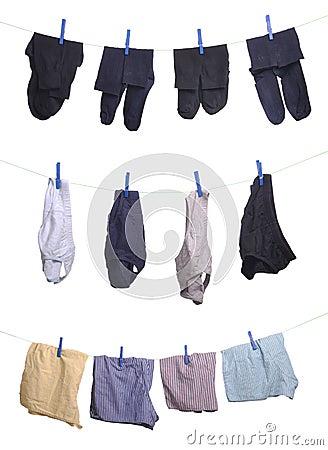 Free Man Underwear Stock Photos - 15525593