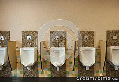 Man washroom
