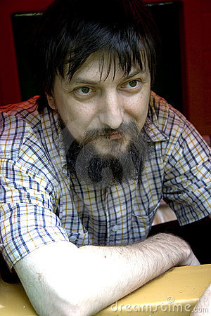 Free Man With Beard Royalty Free Stock Image - 2330616