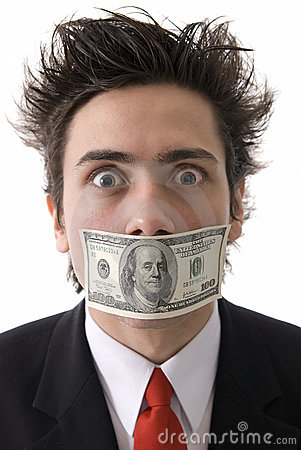 Free Man With Money Royalty Free Stock Photo - 6130515