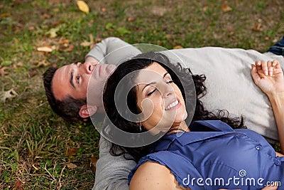 Man Woman Daydream
